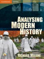 Analysingmodernhistory
