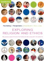 exploring religion and ethics
